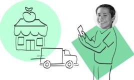 Comment Franprix a développé sa propre solution e-commerce ?